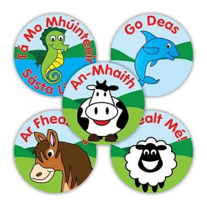 Animals Variety Stickers